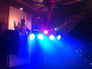 Special Event Lighting at Blue Elephant.
